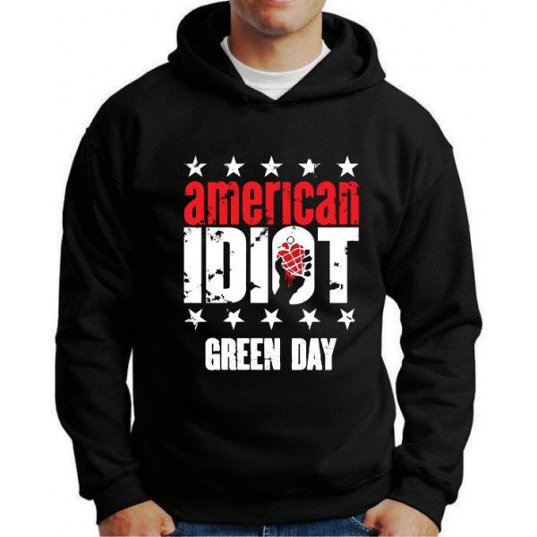 Moletom Green Day American Idiot