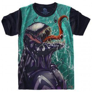 Camiseta Venom S-439