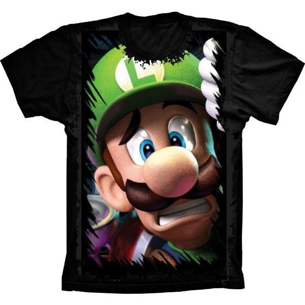Camiseta Luigi Bros