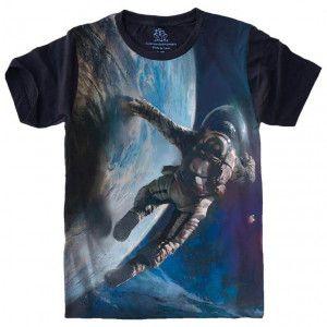 Camiseta Astronauta S-455