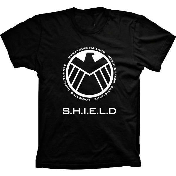 Camiseta SHIELD