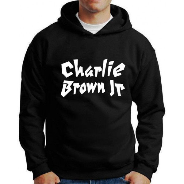 Moletom Charlie Brown Jr