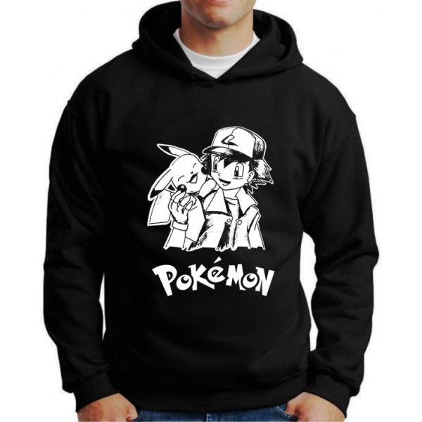 Moletom Pokemon
