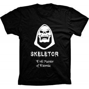 Camiseta Skeletor