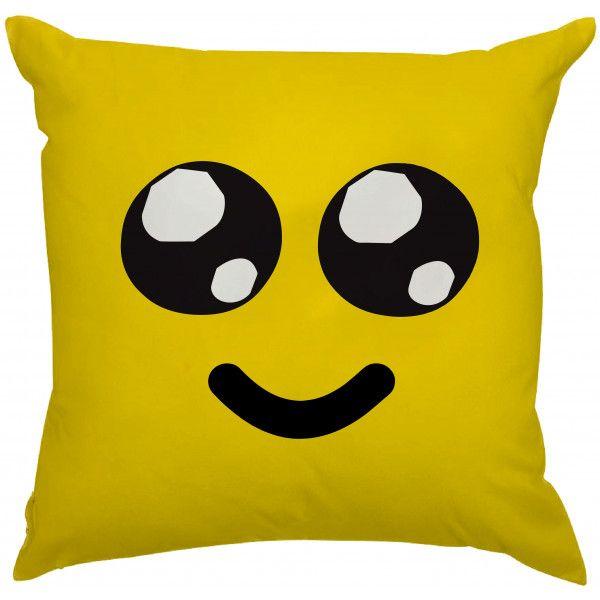 Almofada Emoji Feliz