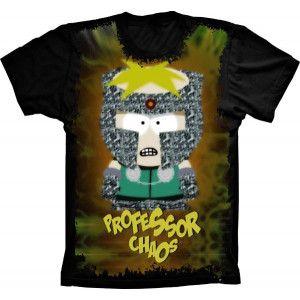 Camiseta South Park Professor Chaos