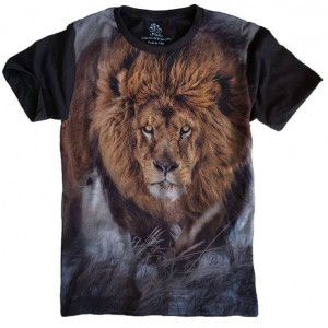 Camiseta Leão S-431