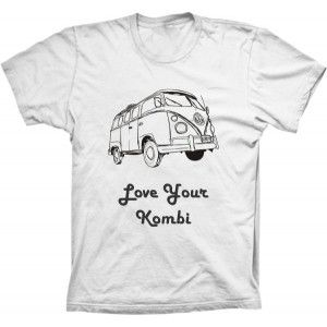 Camiseta Love Your Kombi
