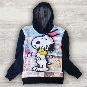 Moletom Snoopy Peanuts M-427