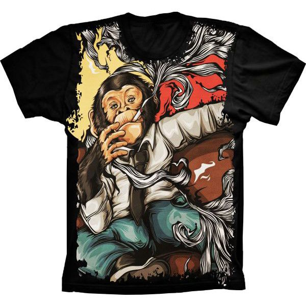 Camiseta The Monkey