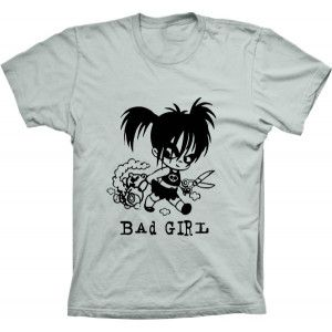 Camiseta Bad Girl