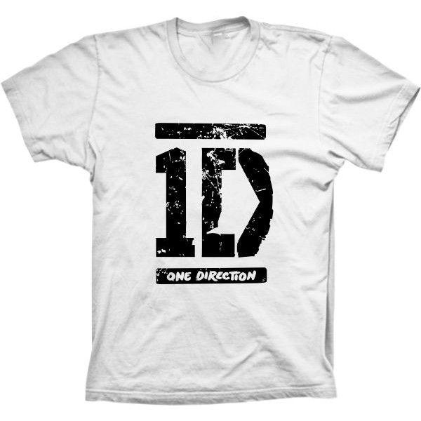 Camiseta 1D One Direction