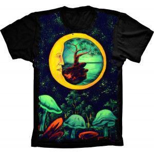 Camiseta Moon Maldala
