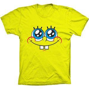 Camiseta Bob Esponja Fofo