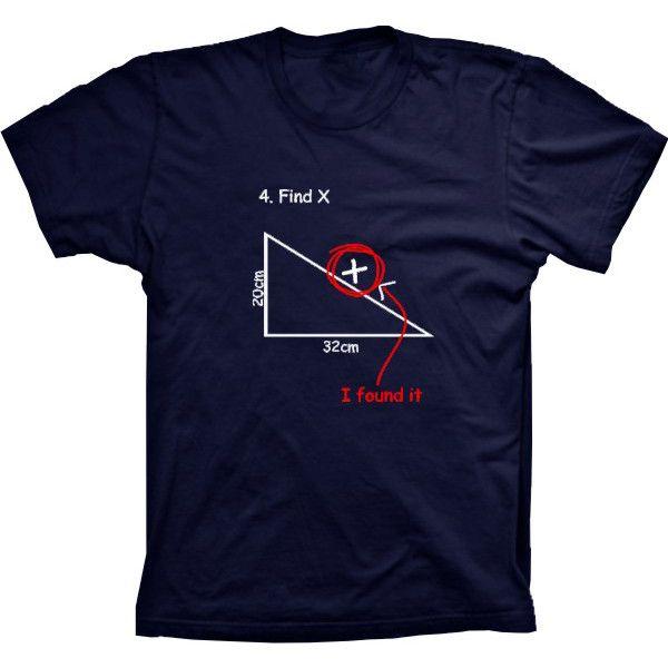Camiseta Encontre O X