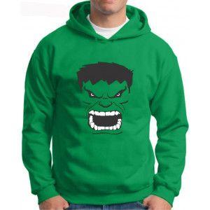 Moletom Incrível Hulk