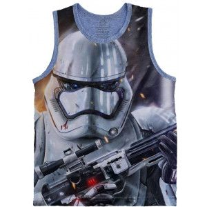 Regata Geek Storm Trooper Star Wars REG-29