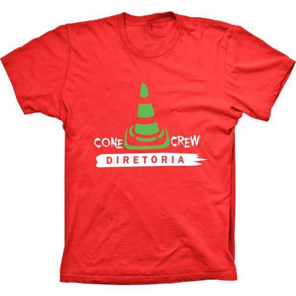 Camiseta Cone Crew Diretoria