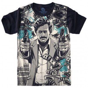 Camiseta Pablo Escobar S-491
