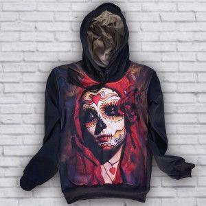 Moletom Caveira Mexicana Skull M-289