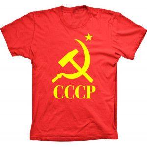 Camiseta Cccp Urss