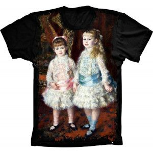 Camiseta Meninas Criança