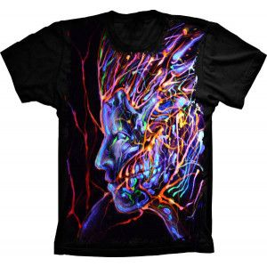 Camiseta Color Psy