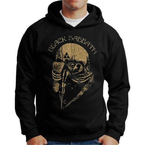Moletom Black Sabbath Homem de Ferro