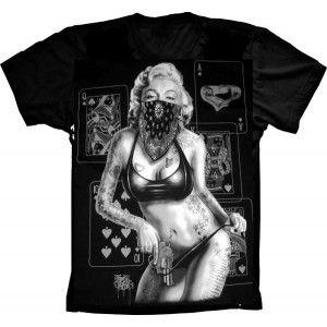 Camiseta Marilyn Monroe Sexy