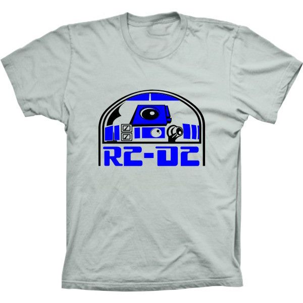 Camiseta Jornada Nas Estrelas Rc Dc