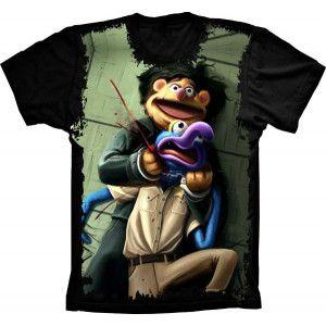 Camiseta O Muppets Bad