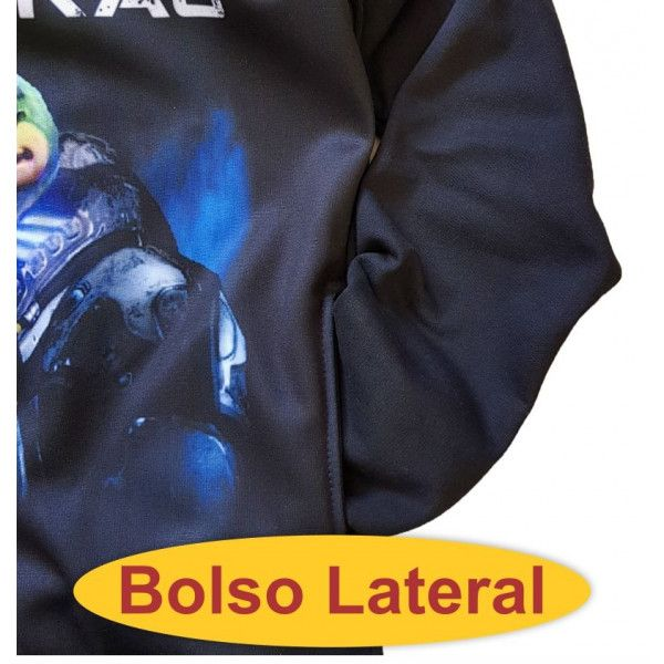 b26afffcf Moletom Caveira Mexicana Skull M-294