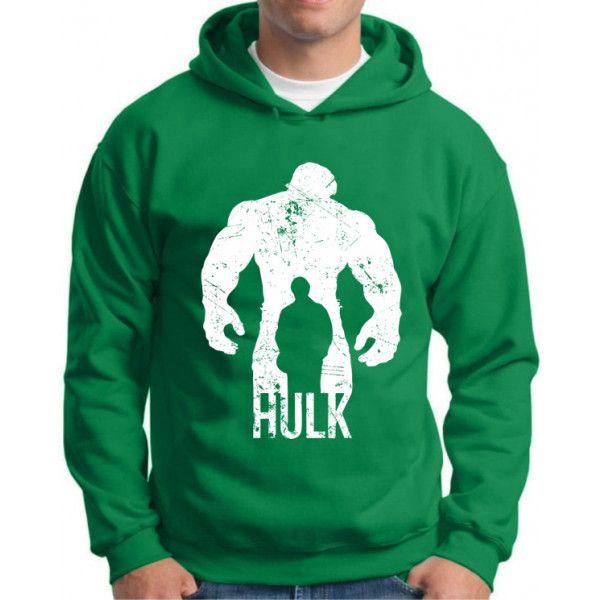 Moletom Hulk Silhueta