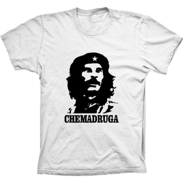 Camiseta Chemadruga