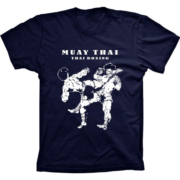 Camiseta Muay Thai