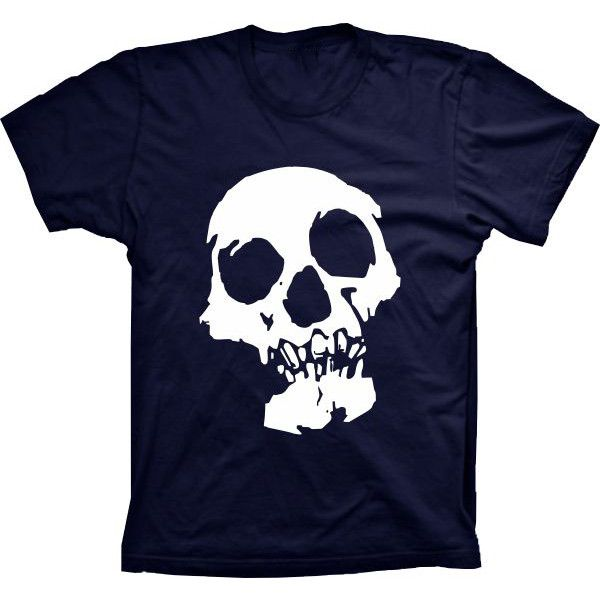 Camiseta Caveira Skull