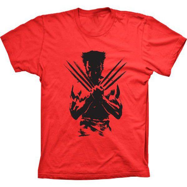 Camiseta Wolverine Garras