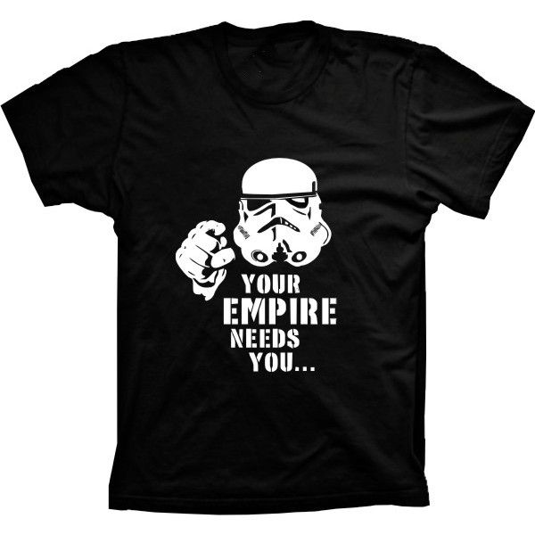 Camiseta Darth Vader Your Empire