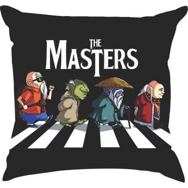 Almofada The Masters