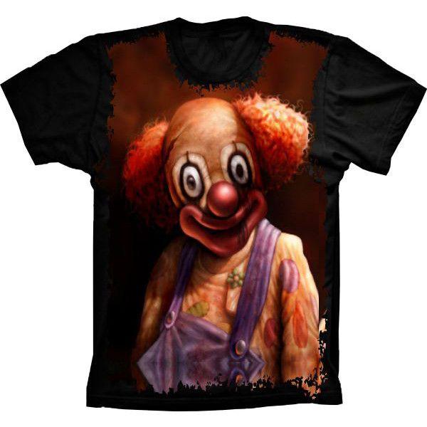 Camiseta Palhaço Assassino