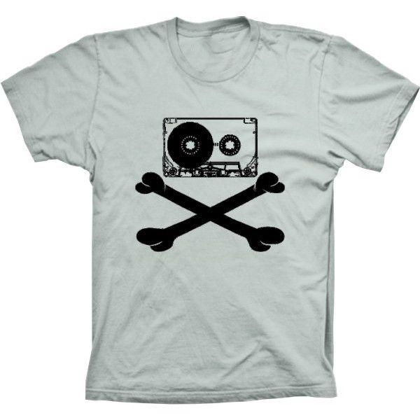 Camiseta Fita Caveira