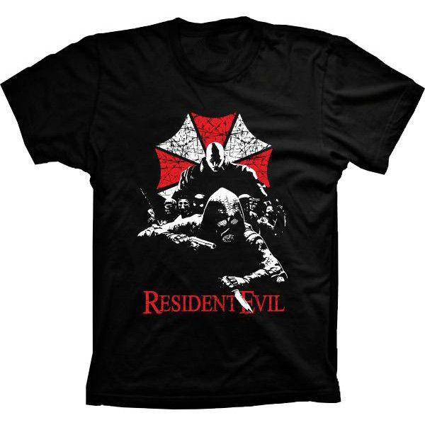 Camiseta Resident Evil