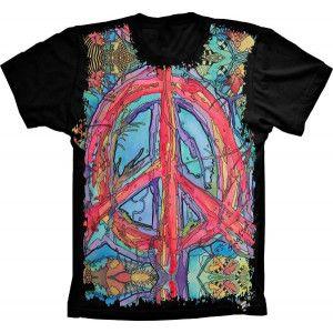 Camiseta Paz Plur Amor