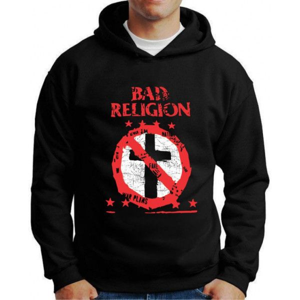 Moletom Bad Religion