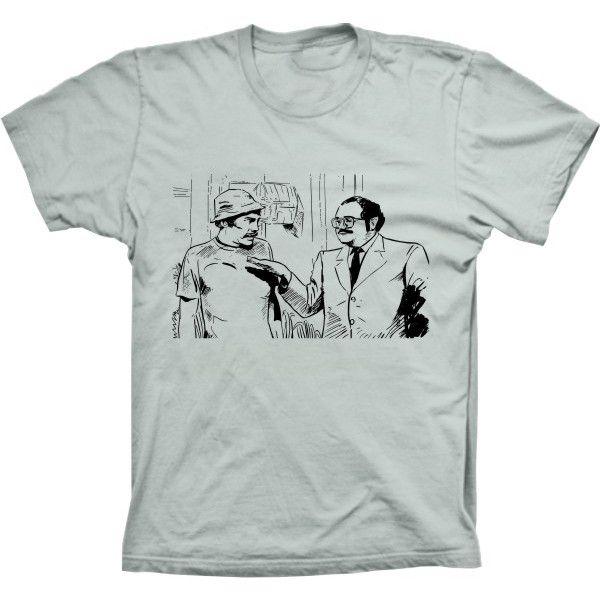 Camiseta Seu Barriga Pague O Aluguel