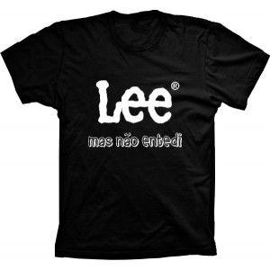 Camiseta Lee Mas Não Entendi
