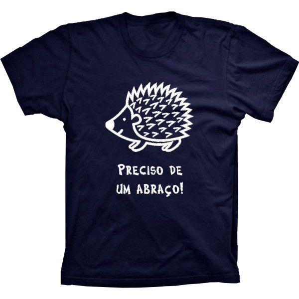 Camiseta Porco Espinho